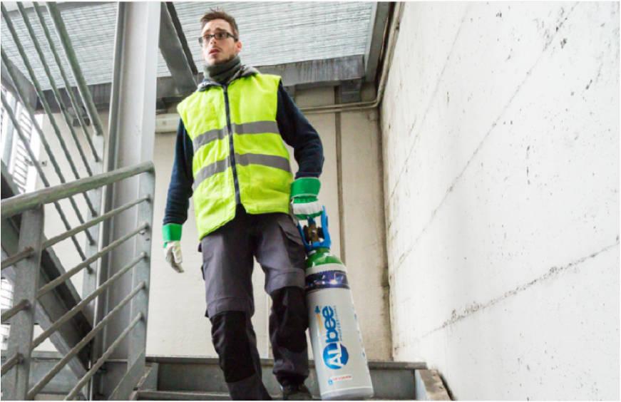 gas refrigeranti tecnogas, impianti di distribuzione gas