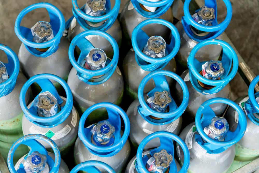 gas medicinali ad uso farmaceutico