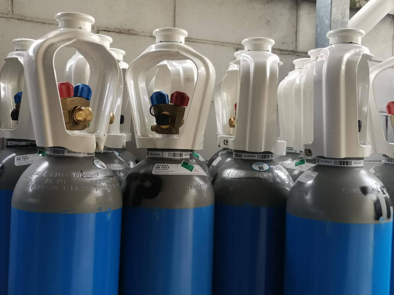 gas refrigerante ecologico R744